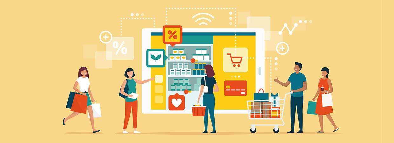 E-commerce tem crescimento recorde em 2020